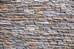 Kamiennej ściany tło Obrazy Stock