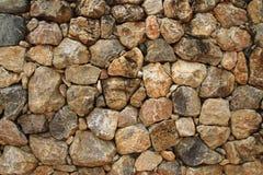 Kamiennej ściany tło, tekstura Zdjęcia Stock