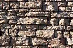 Kamiennej ściany tekstura obrazy royalty free