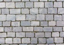 Kamiennej ściany tekstura dla tło Fotografia Stock