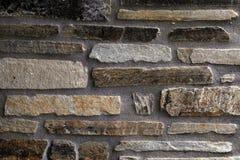 Kamiennej ściany tekstura i tło zdjęcia stock
