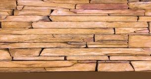 Kamiennej ściany tekstura jako tło Krakingowy betonowy rocznika bloku kamiennej ściany tło, stara malująca ściana Tło ścienny obr Zdjęcia Royalty Free