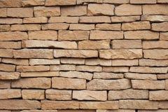 Kamiennej ściany tekstury tło Obrazy Stock