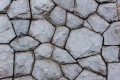 Kamiennej ściany tekstury tło Fotografia Royalty Free