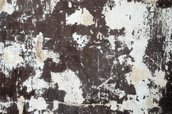 Kamiennej ściany grunge tekstura Obraz Royalty Free