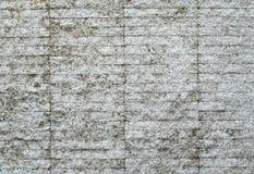 Kamiennej ściany powierzchnia z cementem, stary rocznik zdjęcie royalty free