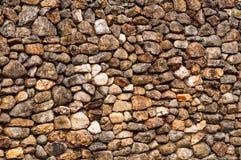 Kamiennej ściany projekta tekstura Zdjęcia Stock