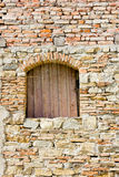 Kamiennej ściany tekstura Obraz Royalty Free