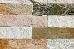 Kamiennej ściany tekstura Obraz Stock