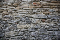 Kamiennej ściany tekstura Zdjęcia Royalty Free