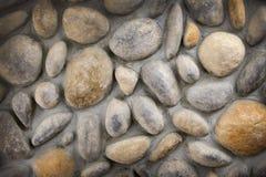 Kamiennej ściany tło Obraz Royalty Free