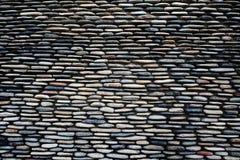 Kamiennej ściany wzór Zdjęcie Stock