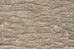Kamiennej tekstury głęboka falowa erozja Zdjęcie Stock