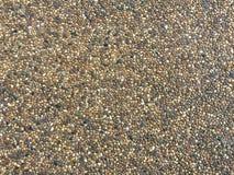 Kamienni deseniowi tła, kolorowych i round kamienie, obraz royalty free