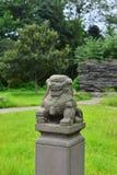 Kamienni filary Zdjęcie Royalty Free