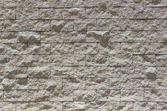 Kamienny ściana z cegieł Zdjęcia Royalty Free