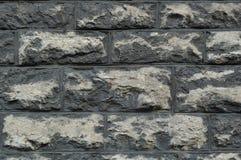Kamienny ścienny tło Obraz Stock