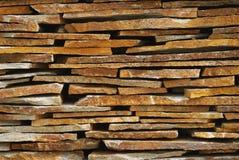 Kamienny ścienny tło zdjęcie stock