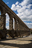 Kamienny akwedukt Zdjęcie Royalty Free