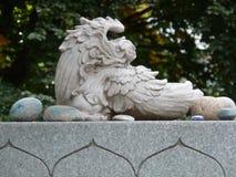 Kamienny anioł Fotografia Stock