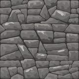Kamienny bezszwowy wzór Fotografia Stock
