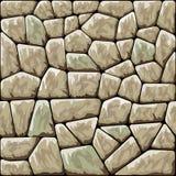 Kamienny bezszwowy wzór Zdjęcie Royalty Free