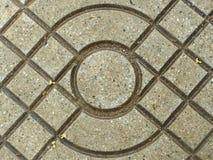 Kamienny brukowy tło zdjęcie stock