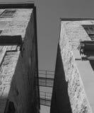 Kamienny budynek 3 Obrazy Royalty Free