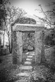 Kamienny budynek Obraz Royalty Free