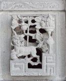 Kamienny cyzelowanie Obrazy Royalty Free