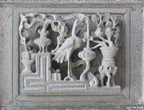 Kamienny cyzelowanie Obraz Royalty Free
