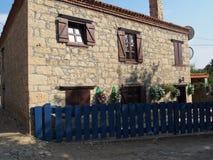 Kamienny dom Fotografia Stock