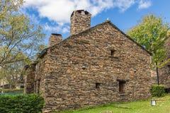 Kamienny domu łupek Obraz Stock