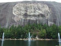 Kamienny góra park Zdjęcie Stock
