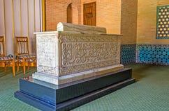 Kamienny grób Obrazy Royalty Free