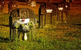 kamienny grobowiec fotografia stock