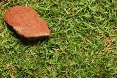 Kamienny kawałek na podłoga Obraz Stock