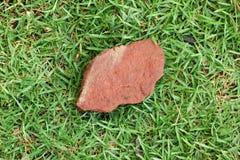 Kamienny kawałek na podłoga Zdjęcie Royalty Free