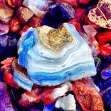 Kamienny kolor Zdjęcie Stock