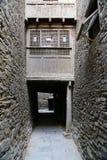 Kamienny korytarz Zdjęcie Stock