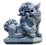Kamienny lions2 Obraz Stock
