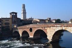 Kamienny most obrazy stock