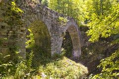 Kamienny most, Ticino, Szwajcaria obraz royalty free