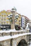 Kamienny most w Sofia, Bułgaria Fotografia Stock