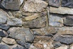 Kamienny ogrodzenie Fotografia Stock