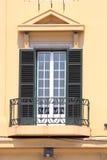 kamienny okno Zdjęcie Stock