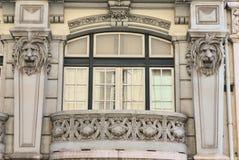 kamienny okno Zdjęcia Stock