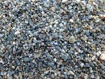 Kamienny piasek zatoka Taormina fotografia stock