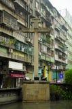 Kamienny Przecinający świętego Anthony kościół Macao Zdjęcia Royalty Free