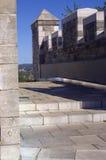 Kamienny schodowy sposób Zdjęcie Stock